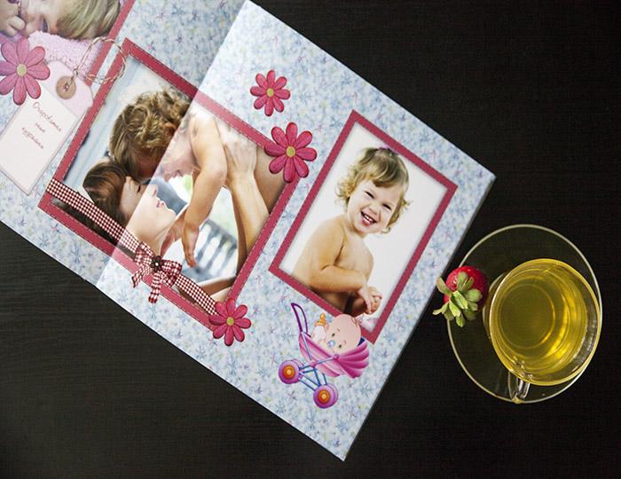 Заказать печать фотокниг