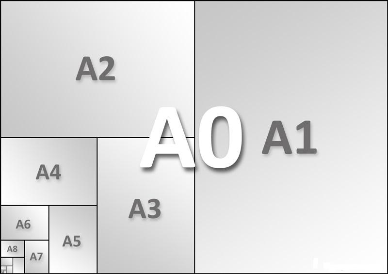 Печать формата А3.