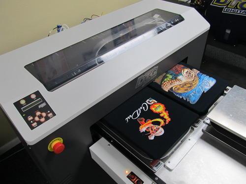 печать на текстильных изделиях