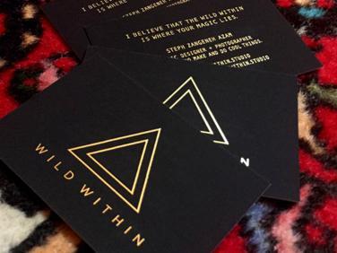 Изготовление и печать визитных карточек 2