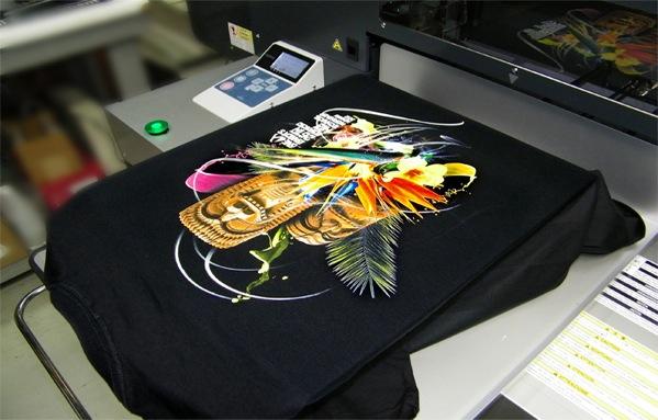 Где заказать печать на футболках?